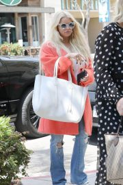 Jessica Simpson Out for Lunch in Beverly Hills 2018/05/25 7