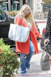 Jessica Simpson Out for Lunch in Beverly Hills 2018/05/25 9