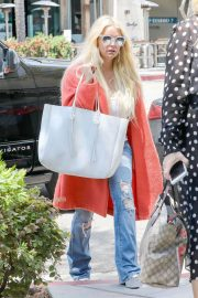 Jessica Simpson Out for Lunch in Beverly Hills 2018/05/25 10