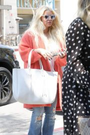 Jessica Simpson Out for Lunch in Beverly Hills 2018/05/25 11