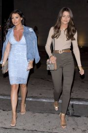 Jessica Wright and Natalya Wright Stills at Craig's Restaurant in West Hollywood 2018/05/07 1