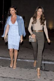 Jessica Wright and Natalya Wright Stills at Craig's Restaurant in West Hollywood 2018/05/07 3