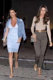 Jessica Wright and Natalya Wright Stills at Craig's Restaurant in West Hollywood 2018/05/07 4