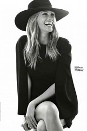 Julia Roberts Poses for Petra Magazine June 2018 Issue 2