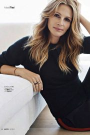 Julia Roberts Poses for Petra Magazine June 2018 Issue 4