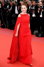 Julianne Moore Stills at Everybody Knows Premiere and Opening Ceremony at 2018 Cannes Film Festival 2018/05/08 12