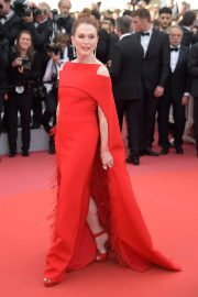 Julianne Moore Stills at Everybody Knows Premiere and Opening Ceremony at 2018 Cannes Film Festival 2018/05/08 14