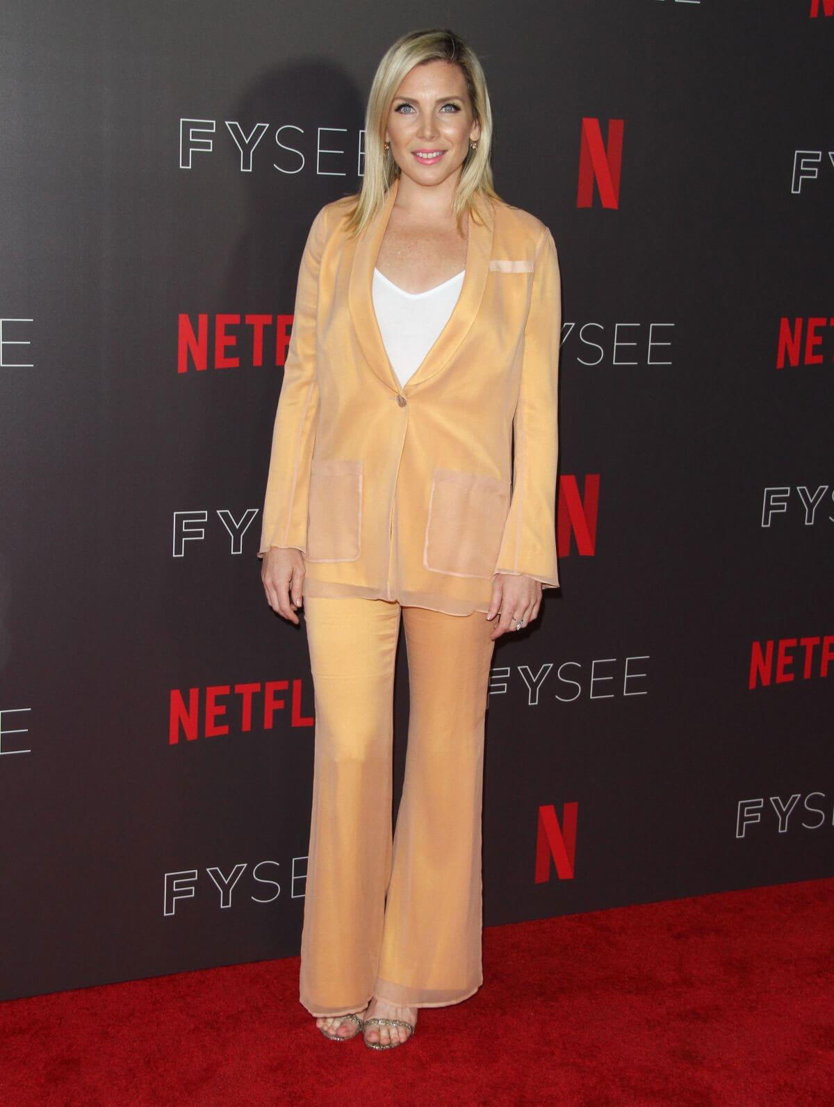 June Diane Raphael at Netflix Fysee Comediennes in Conversation in Los Angeles 2018/05/29 12