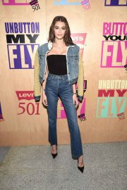 Kaia Gerber Stills at Levi's 501 Day Celebration Party in Los Angeles 2018/05/16 5