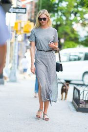 Karlie Kloss Out and About in New York 2018/05/25 10