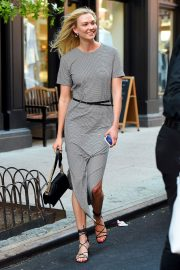 Karlie Kloss Out and About in New York 2018/05/25 12
