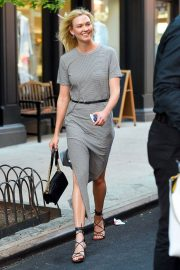Karlie Kloss Out and About in New York 2018/05/25 13
