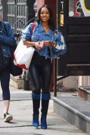 Karrueche Tran Stills Out and About in New York 2018/05/17 7