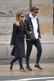Kate Mara and Jaime Bell Stills Out in New York City 2018/05/17 2