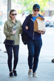 Kate Mara Stills Out and About in New York 2018/05/10 3