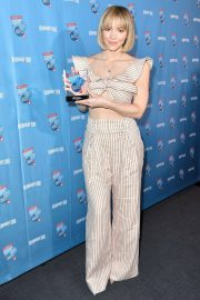 Katharine McPhee at Audience Choice Awards Winners Cocktail Party in New York 2018/05/24 12