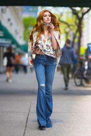 Katherine McNamara Stills Out and About in New York 2018/05/20 4