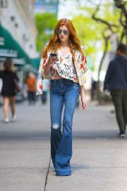 Katherine McNamara Stills Out and About in New York 2018/05/20 8
