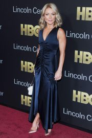 Kelly Ripa at Richard Plepler and HBO Honored at Lincoln Center's American Songbook Gala in New York 2018/05/29 2
