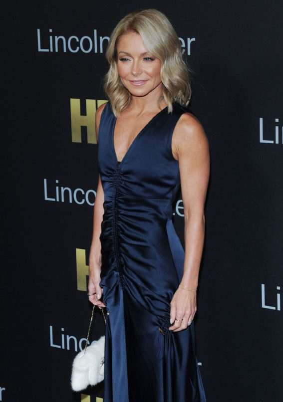 Kelly Ripa at Richard Plepler and HBO Honored at Lincoln Center's American Songbook Gala in New York 2018/05/29 12
