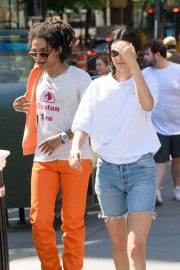 Kendall Jenner and Luka Sabbat Stills Out in New York 2018/05/09 8