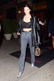 Kendall Jenner Stills Night Out in New York 2018/05/05 1