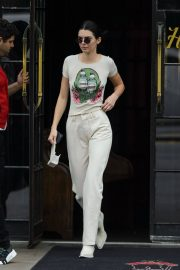 Kendall Jenner Stills Out and About in New York 2018/05/06 11
