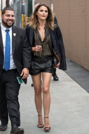 Keri Russell Arrives at Jimmy Kimmel Live in Los Angeles 2018/05/29 9