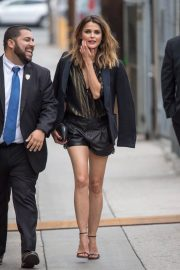 Keri Russell Arrives at Jimmy Kimmel Live in Los Angeles 2018/05/29 13