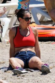 Kirsty Gallacher Stills at Bootcamp Workout on the Beach in Ibiza 2018/05/15 2