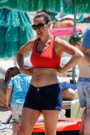 Kirsty Gallacher Stills at Bootcamp Workout on the Beach in Ibiza 2018/05/15 4