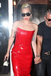 Lady Gaga Out in New York 2018/05/29 9