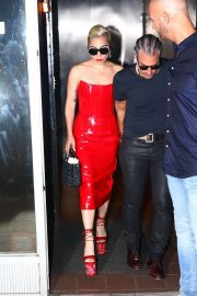 Lady Gaga Out in New York 2018/05/29 10