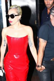 Lady Gaga Out in New York 2018/05/29 14