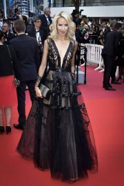 Lady Victoria Hervey Stills at The Wild Pear Tree Premiere at Cannes Film Festival 2018/05/18 1
