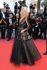 Lady Victoria Hervey Stills at The Wild Pear Tree Premiere at Cannes Film Festival 2018/05/18 2