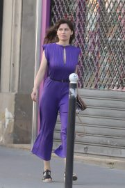 Laetitia Casta Stills Out and About in Paris 2018/05/07 5