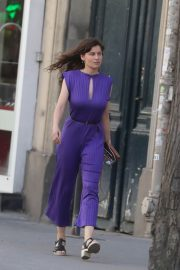 Laetitia Casta Stills Out and About in Paris 2018/05/07 10