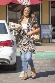 Laila Ali Stills Out for a Coffee in Calabasas 2018/05/21 3