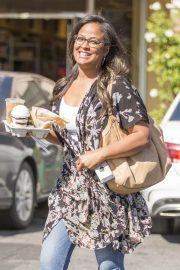 Laila Ali Stills Out for a Coffee in Calabasas 2018/05/21 4