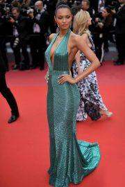 LAIS RIBEIRO Stills at Solo: A Star Wars Story Premiere at Cannes Film Festival 2018/05/15 4