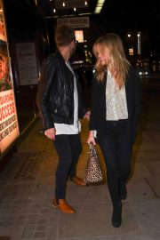 Laura Whitmore Arrives at Kinky Boots Gala Performance in London 2018/05/29 1