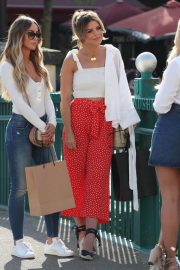 Lauren Pope, Chloe Lewis and Amber Turner Stills on the Set of TOWIE in Chelmsford 2018/05/15 12