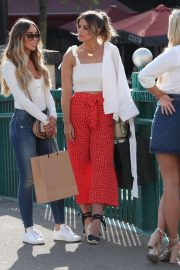 Lauren Pope, Chloe Lewis and Amber Turner Stills on the Set of TOWIE in Chelmsford 2018/05/15 13