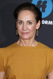 Laurie Metcalf Stills at Disney/ABC/Freeform Upfront in New York 2018/05/15 2
