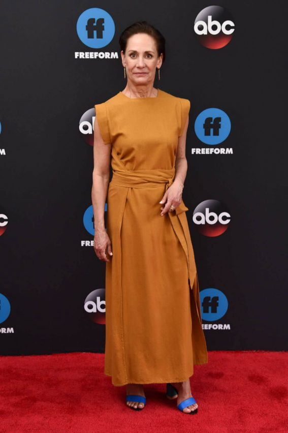 Laurie Metcalf Stills at Disney/ABC/Freeform Upfront in New York 2018/05/15 8