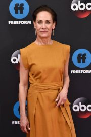 Laurie Metcalf Stills at Disney/ABC/Freeform Upfront in New York 2018/05/15 10