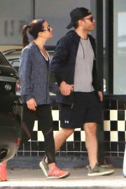Lea Michele and Zandy Reich Stills Out in Los Angeles 2018/05/19 1
