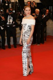 lea seydoux at Stills under the silver lake premiere at cannes film festival 2018/05/15 1