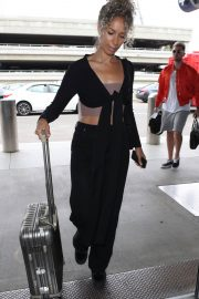 Leona Lewis at LAX Airport in Los Angeles 2018/05/24 6